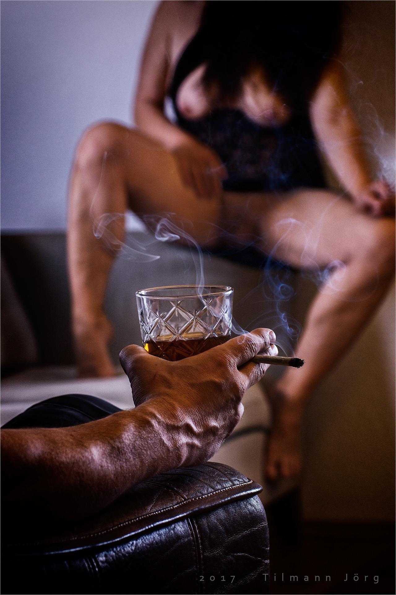 Whisky, Zigarette und Sex